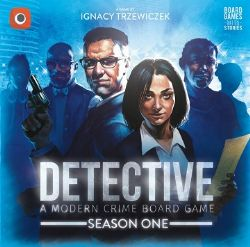 DETECTIVE : A MODERN CRIME GAME -  SEASON ONE (ENGLISH)
