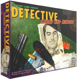 DETECTIVE: CITY OF ANGELS -  SMOKE AND MIRRORS (ENGLISH)
