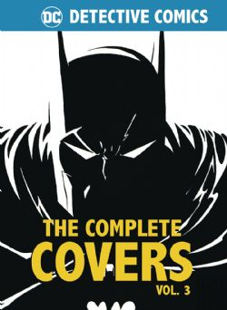 DETECTIVE COMICS -  COMPLETE COVERS MINI HC VOL. 3