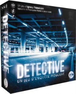 DETECTIVE : UN JEU D'ENQUÊTE MODERNE (FRANÇAIS)