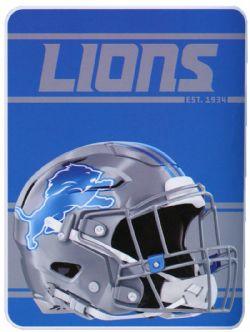DETROIT LIONS -  SUPER SOFT THROW (46