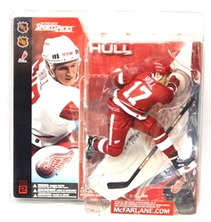 DETROIT RED WINGS -  BRETT HULL (6