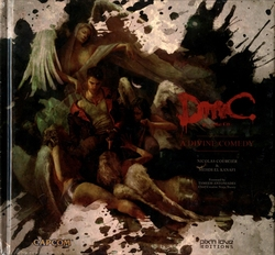 DEVIL MAY CRY -  DIVINE COMEDY HC