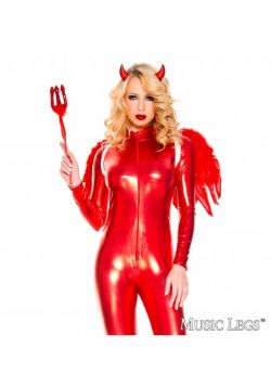 DEVIL -  RED DEVIL  KIT (ADULT - ONE SIZE)
