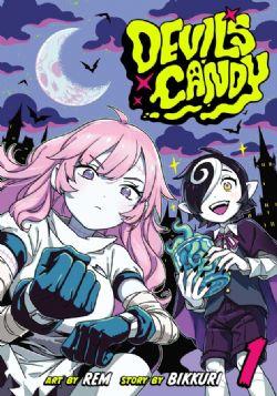 DEVIL'S CANDY -  (ENGLISH V.) 01