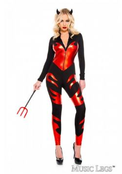 DEVIL -  SIZZLING DEVIL COSTUME(ADULT)