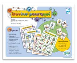 DEVINE POURQUOI (FRENCH)