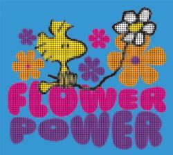 DIAMOND DOTZ -  FLOWER POWER (INTERMEDIATE, 14.0