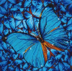DIAMOND DOTZ -  FLUTTER BY BLUE (INTERMEDIATE, 12