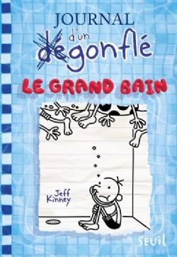 DIARY OF A WIMPY KID -  LE GRAND BAIN 15