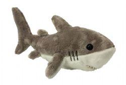 DICE BAG -  SHARK PLUSH (WITH ZIPPER)