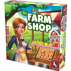 DICE FARM -  BASE GAME (FRENCH)