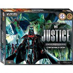 DICE MASTERS -  JUSTICE - CAMPAIGN BOX (ENGLISH)