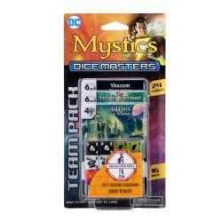 DICE MASTERS -  MYSTICS TEAM PACK (ENGLISH) -  DC