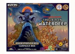DICE MASTERS -  TROUBLE IN WATERDEEP - CAMPAIGN BOX (ENGLISH) -  DND