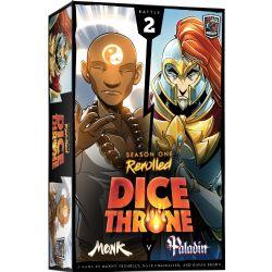 DICE THRONE -  MONK VS PALADIN (ENGLISH) -  SEASON ONE REROLLED 2