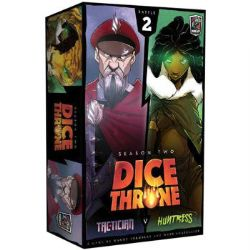 DICE THRONE -  SEASON TWO - TACTICIAN V. HUNTRESS (ENGLISH)