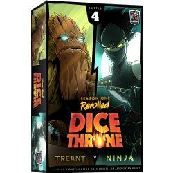 DICE THRONE -  TREANT VS NINJA (ENGLISH) -  SEASON ONE REROLLED 4