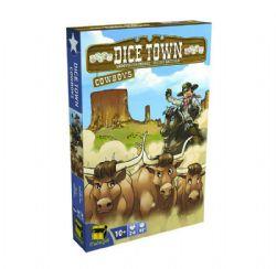 DICE TOWN -  COWBOYS (ENGLISH)
