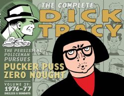 DICK TRACY -  THE COLLECTED DAILIES AND SUNDAYS: 1976-1977 HC 29