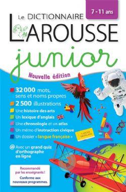DICTIONNAIRE LAROUSSE JUNIOR, LE