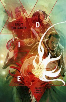 DIE -  SPLIT THE PARTY TP 02