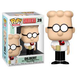 DILBERT -  POP! VINYL FIGURE OF DILBERT (4 INCH) 28