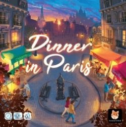 DINNER IN PARIS (ENGLISH)