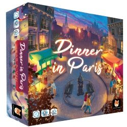 DINNER IN PARIS (FRENCH)