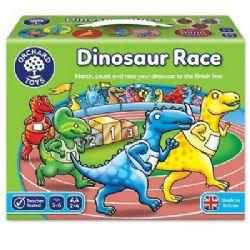 DINOSAUR RACE (MULTILINGUAL)