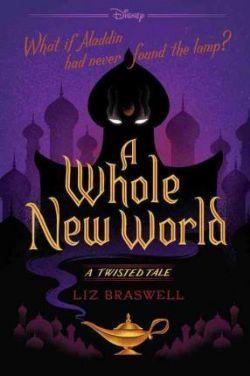 DISNEY -  A WHOLE NEW WORLD TP (ENGLISH V.) -  A TWISTED TALE 01