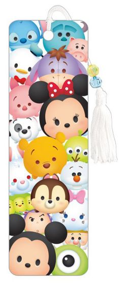 DISNEY -  DISNEY CHARACTERS - BOOKMARK