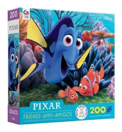 DISNEY -  FINDING DORY (200 PIECES)