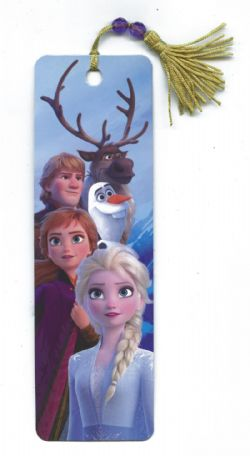 DISNEY -  FROZEN 2 GROUP - PREMIUM BOOKMARK