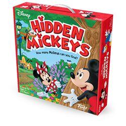 DISNEY -  HIDDEN MICKEY'S (ENGLISH)