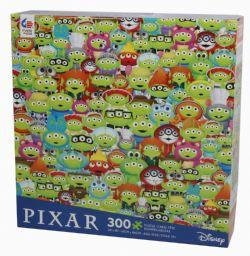 DISNEY -  LITTLE GREEN MEN IN PIXAR DISGUISES (300 PIECES) -  PIXAR