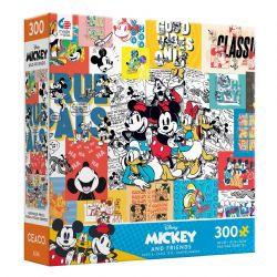 DISNEY -  MICKEY AND FRIENDS (300 PIECES)