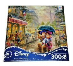 DISNEY -  MICKEY & MINNIE (300 PIECES) -  DISNEY DREAMS