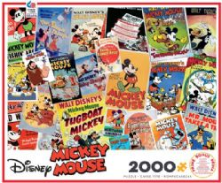 DISNEY -  MICKEY MOUSE (2000 PIECES)