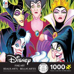 DISNEY -  MISLEADING LADIES (1000 PIECES)