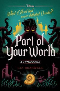 DISNEY -  PART OF YOUR WORLD HC (ENGLISH V.) -  TWISTED TALE, A 05