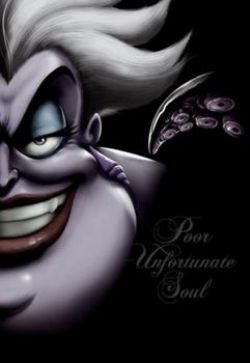 DISNEY -  POOR UNFORTUNATE SOUL: A TALE OF THE SEA WITCH HC (ENGLISH V.) -  VILLAINS 03