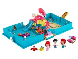 DISNEY PRINCESSES -  ARIEL'S STORYBOOK ADVENTURES (105 PIECES) 43176