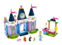 DISNEY PRINCESSES -  CINDERELLA'S CASTLE CELEBRATION (168 PIECES) 43178