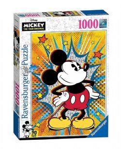 DISNEY -  RETRO MICKEY (1000 PIECES)