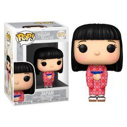 DISNEY SMALL WORLD -  POP! VINYL FIGURE OF JAPAN (4 INCH) 1072