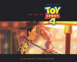 DISNEY -  THE ART OF TOY STORY 4