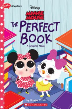 DISNEY -  THE PERFECT BOOK -  MINNIE MOUSE 02