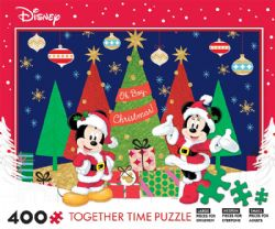 DISNEY -  TOGETHER TIME (400 PIECES)