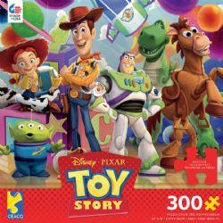 DISNEY -  TOY STORY (300 PIECES) -  PIXAR